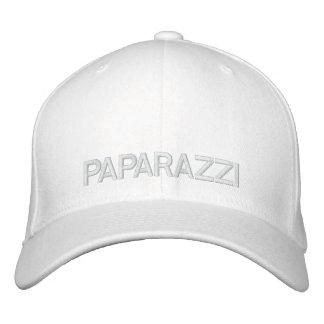 Casquette personnalisable de PAPARAZZI par Chapeaux Brodés