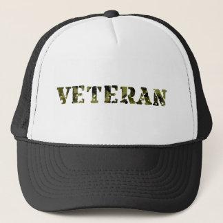 Casquette Vétéran militaire