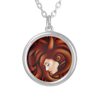 Cassandrina V1 - jellyhair Silver Plated Necklace