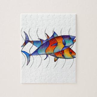 Cassanella - dream fish jigsaw puzzle