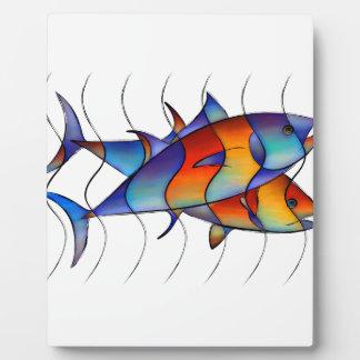 Cassanella - dream fish plaque
