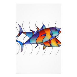 Cassanella - dream fish stationery