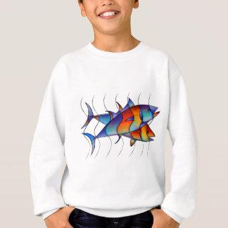 Cassanella - dream fish sweatshirt