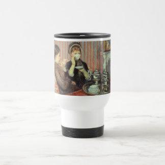 Cassatt: Five O'Clock Tea, Travel Mug
