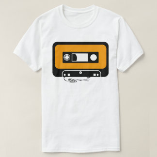Cassette backward T-Shirt