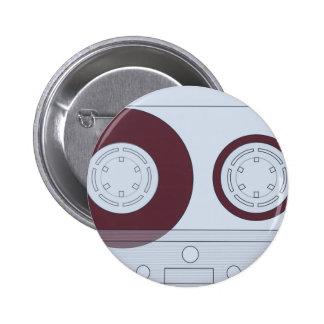 Cassette Badges Avec Agrafe