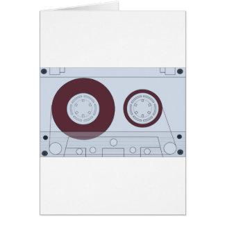 Cassette Carte De Vœux