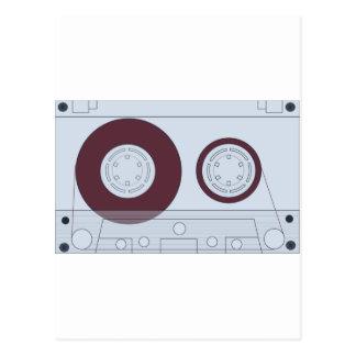 Cassette Carte Postale