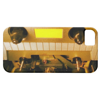 Cassette Deck iPhone 5 Covers