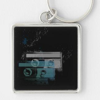 Cassette Keychain