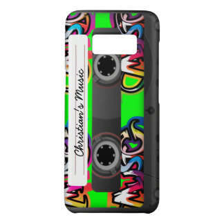 Cassette Mix Tape Case-Mate Samsung Galaxy S8 Case