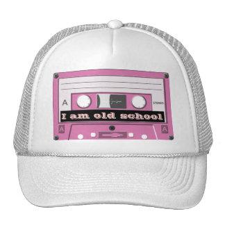 Cassette,Old School_ Trucker Hat
