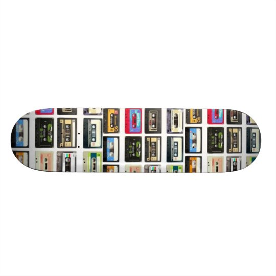 cassette skate board