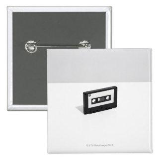 Cassette Tape 2 2 Inch Square Button