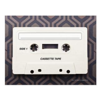Cassette Tape 3 Postcard