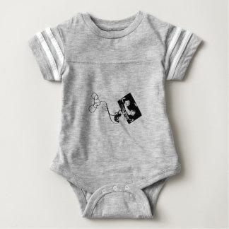 Cassette Tape Baby Bodysuit