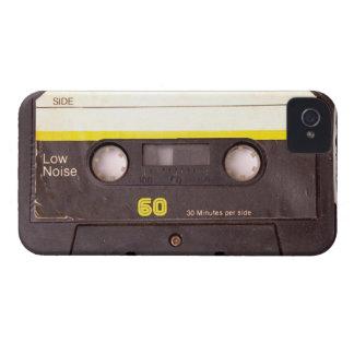 Cassette Tape Black Blackberry Bold Case