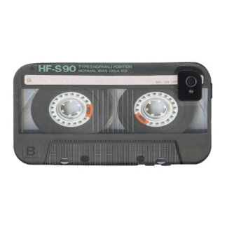 Cassette Tape iPhone 4/4S Cover