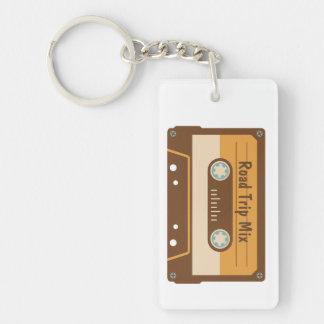 Cassette Tape Custom Keychain