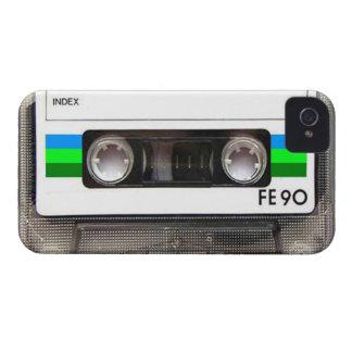 Cassette Tape Green Blackberry Bold Case