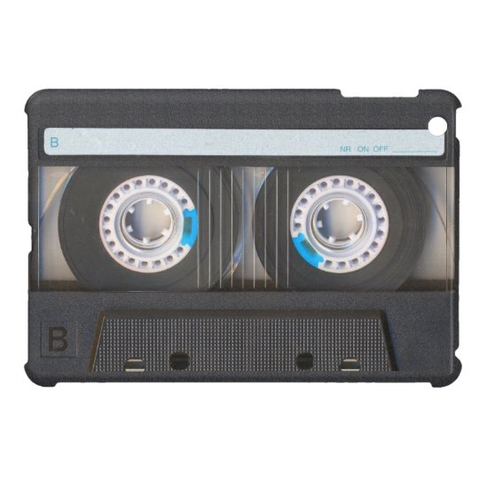 Cassette Tape iPad Mini Cases