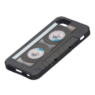 Cassette Tape iPhone 5 Cases