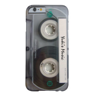 Cassette Tape iPhone 6 case
