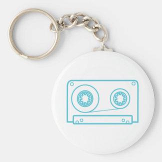 Cassette Tape Key Chains