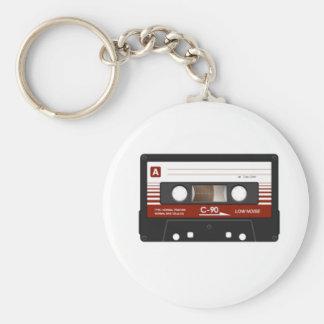 Cassette Tape Key Chain