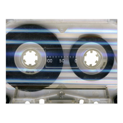 Cassette Tape Post Cards