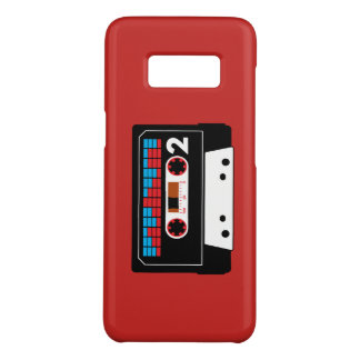 Cassette Tape Samsung Galaxy S8 Case