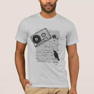 Cassette Tape T-Shirt (Grunge)