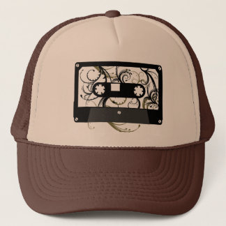 Cassette Tape Trucker Hat