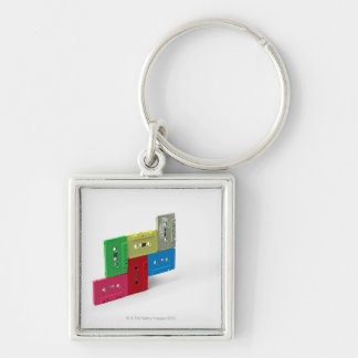 Cassette Tapes Keychains