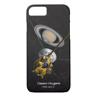 Cassini Huygens at Saturn iPhone 8/7 Case