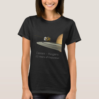 Cassini-Huygens Mission - T-shirt