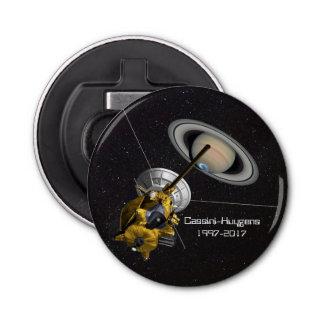 Cassini Huygens Mission to Saturn Bottle Opener