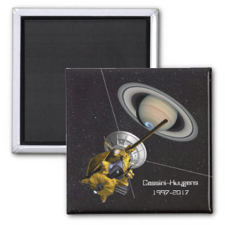 Cassini Huygens Mission to Saturn Magnet