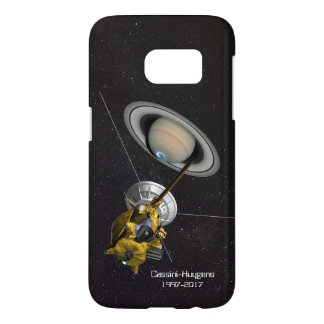 Cassini Huygens Mission to Saturn Samsung Galaxy S7 Case