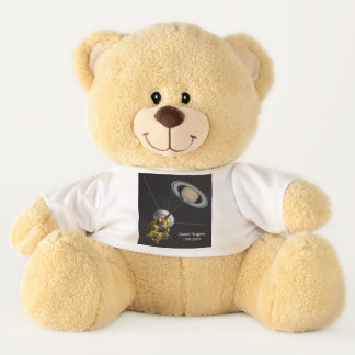 Cassini Huygens Mission to Saturn Teddy Bear
