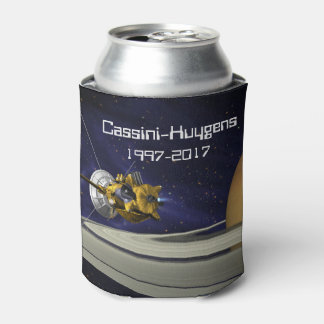 Cassini Huygens Saturn Mission Spacecraft Can Cooler
