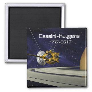 Cassini Huygens Saturn Mission Spacecraft Magnet