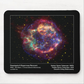 Cassiopeia: A Death Becomes Her Mouse Pad