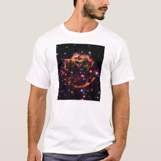 Cassiopeia A Nebula Supernova Remnant Space Photo T-Shirt