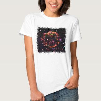 Cassiopeia A, SN 1680 Nebula T-shirts
