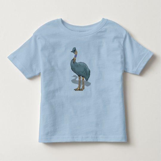 Cassowary Bird Toddler T-shirt