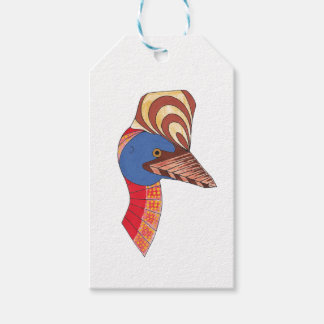 Cassowary Gift Tags