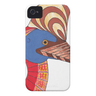 Cassowary iPhone 4 Covers