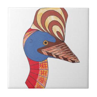 Cassowary Tile