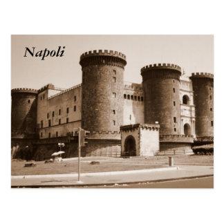 Castel dell'Ovo Postcard